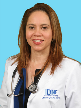 Meet Primary Care Physician Adamar González, M.D.