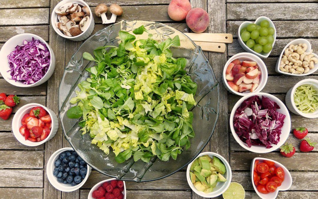La diabetes y la buena alimentación