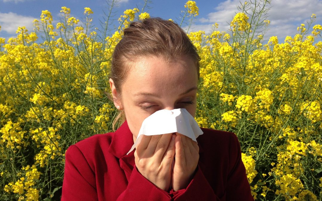Are We in  Full Allergy  Season?