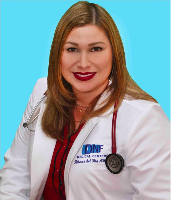 Rebeca Del Río, MSN, FNP, APRN-C