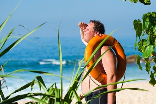 Insolación — y la importancia de evitar el clima demasiado caliente
