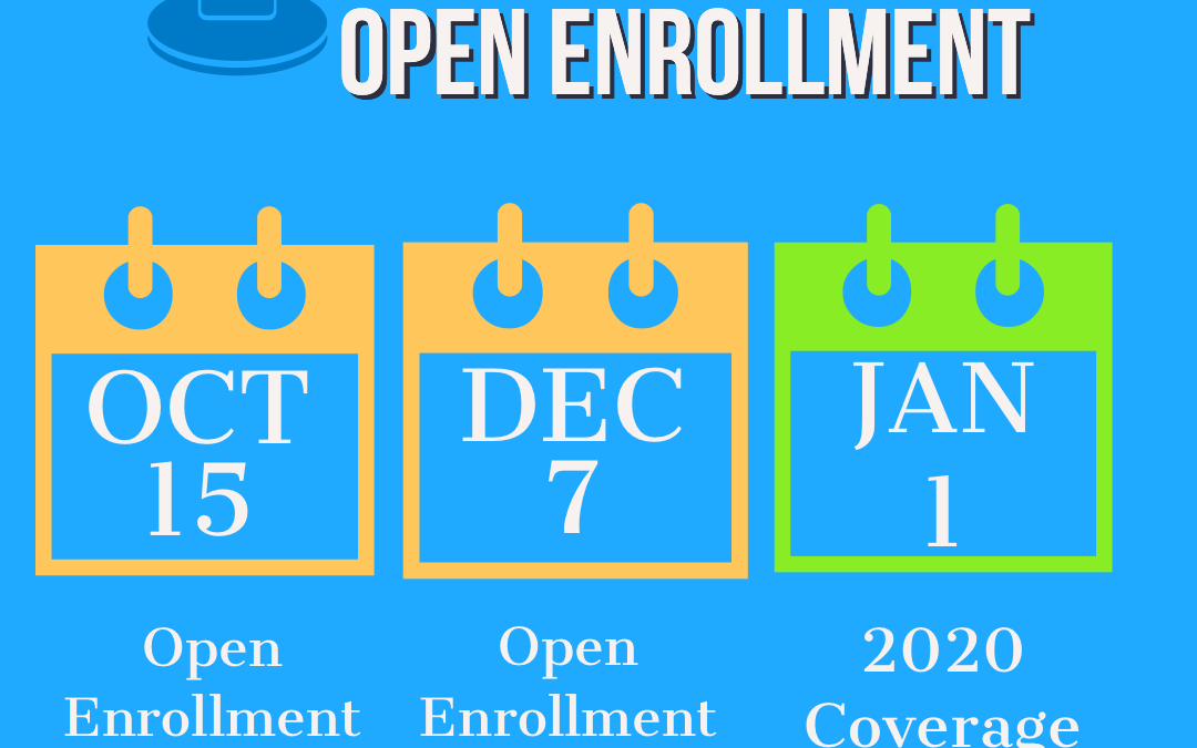 Let's talk about Medicare Open Enrollment