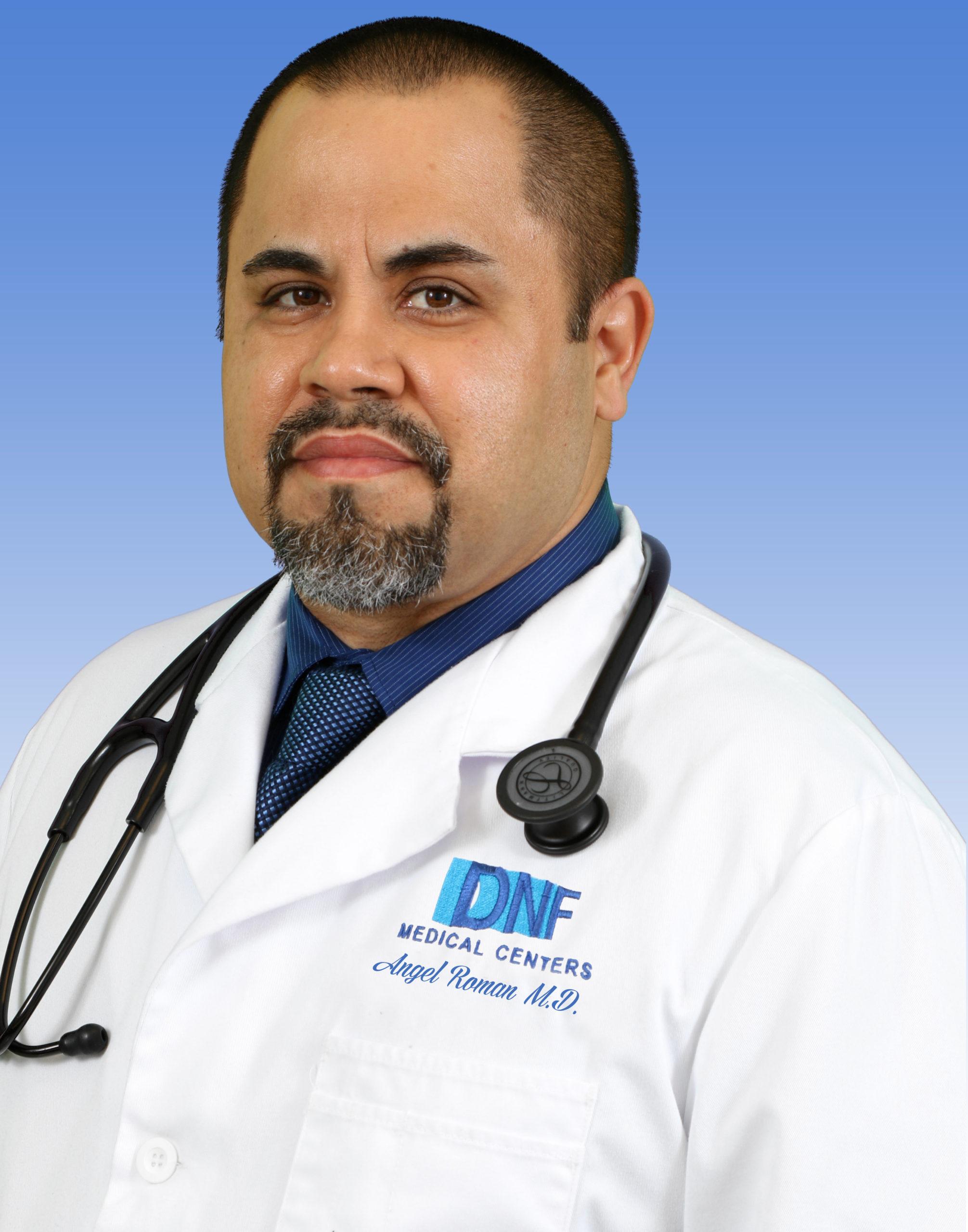 Angel O. Roman Munoz, MD