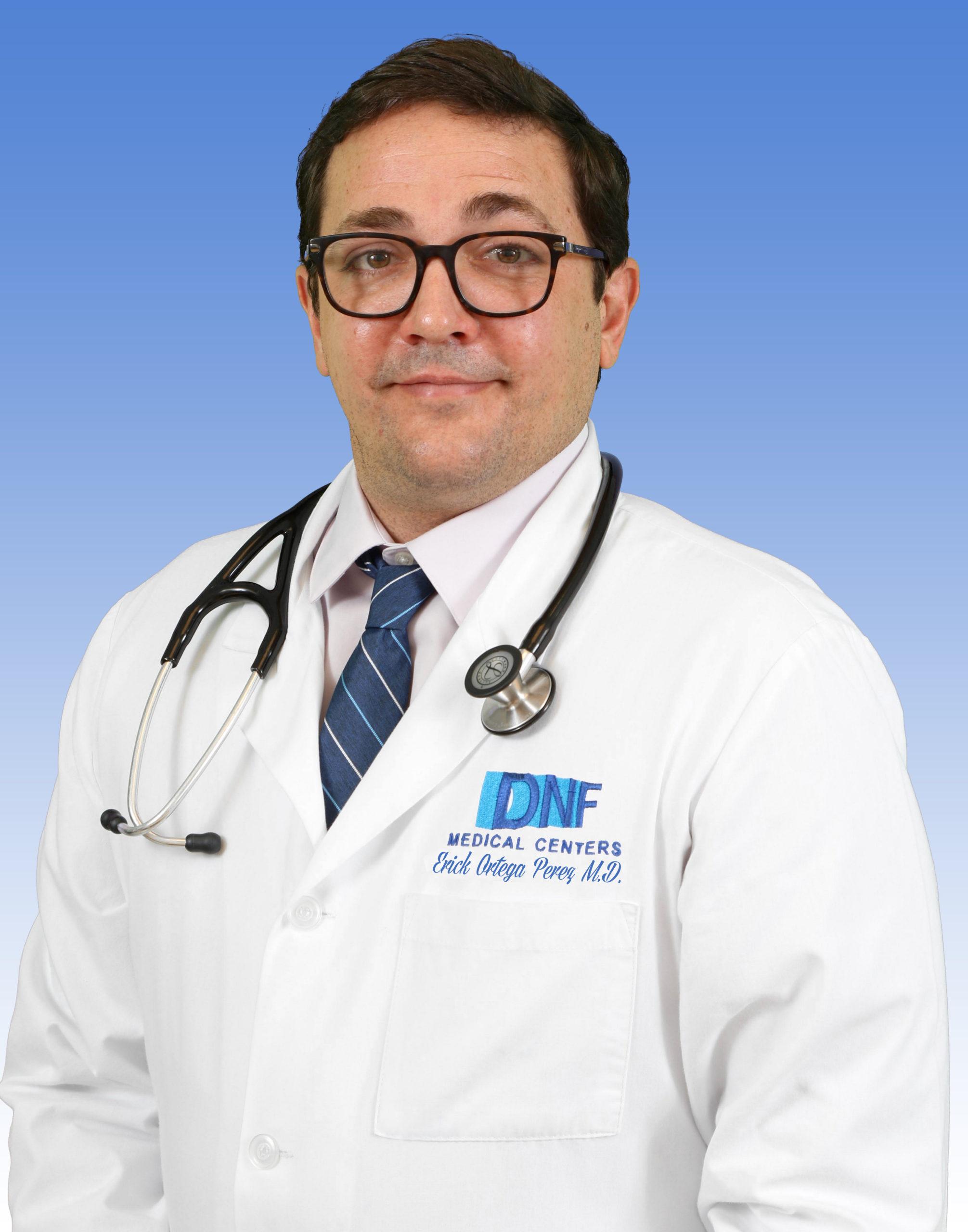 Erick M. Ortega Perez, MD