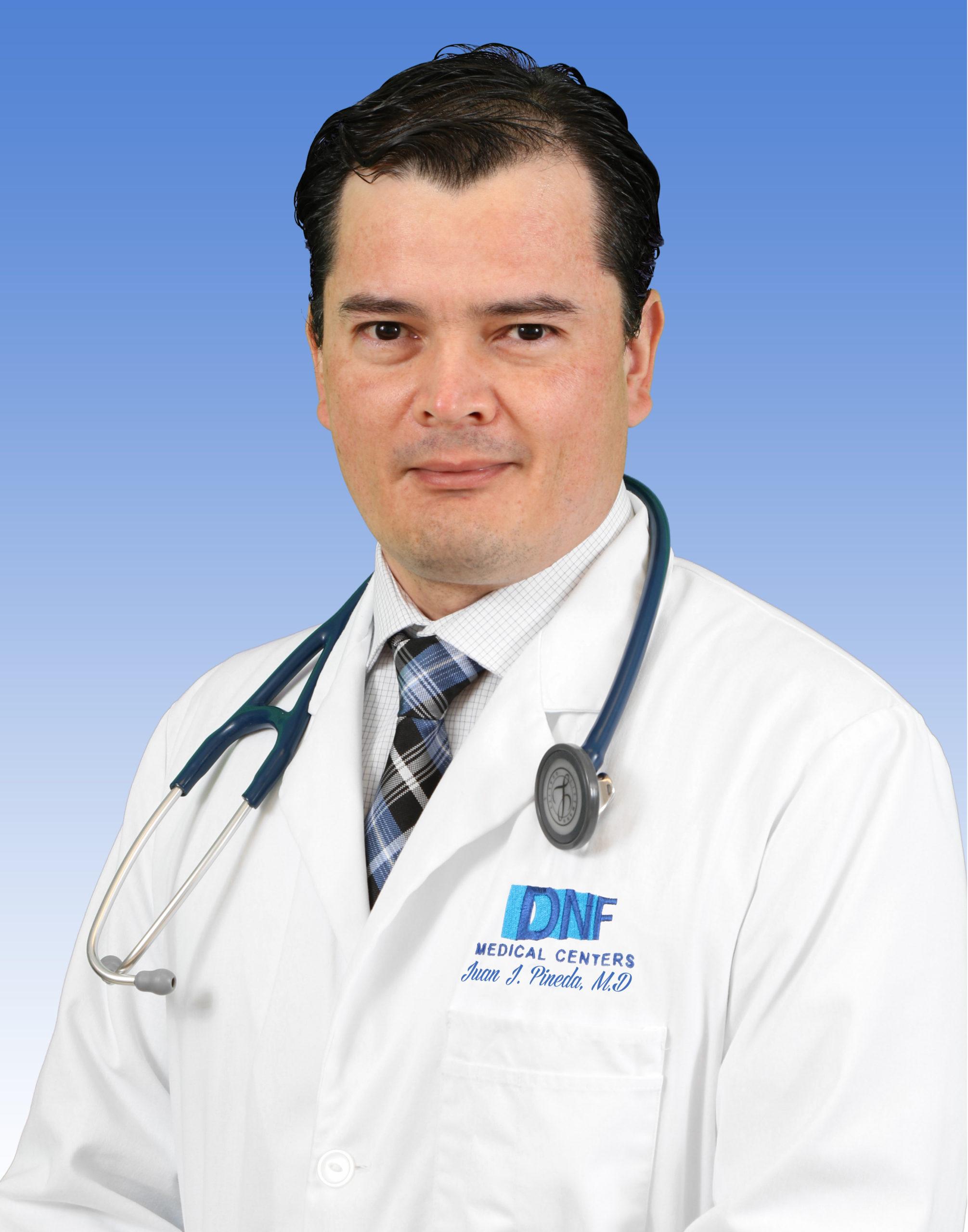 Juan J. Pineda, MD