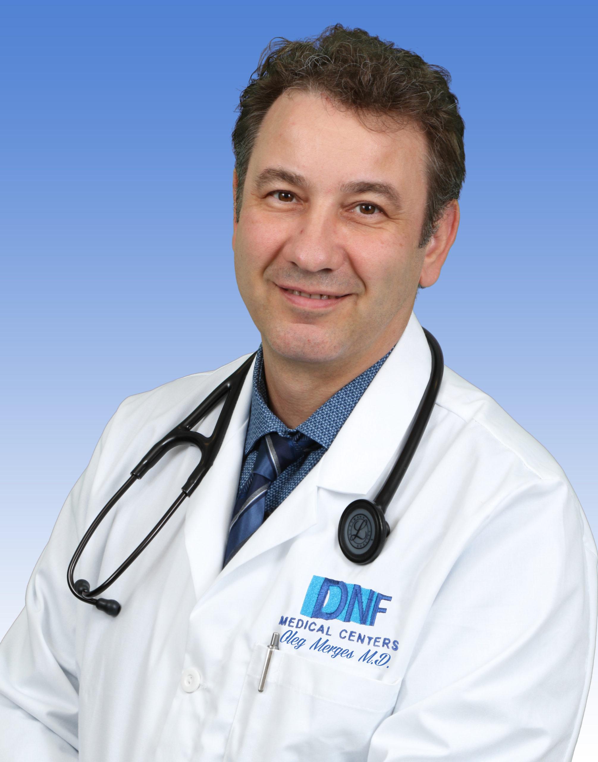 Oleg Merges, MD