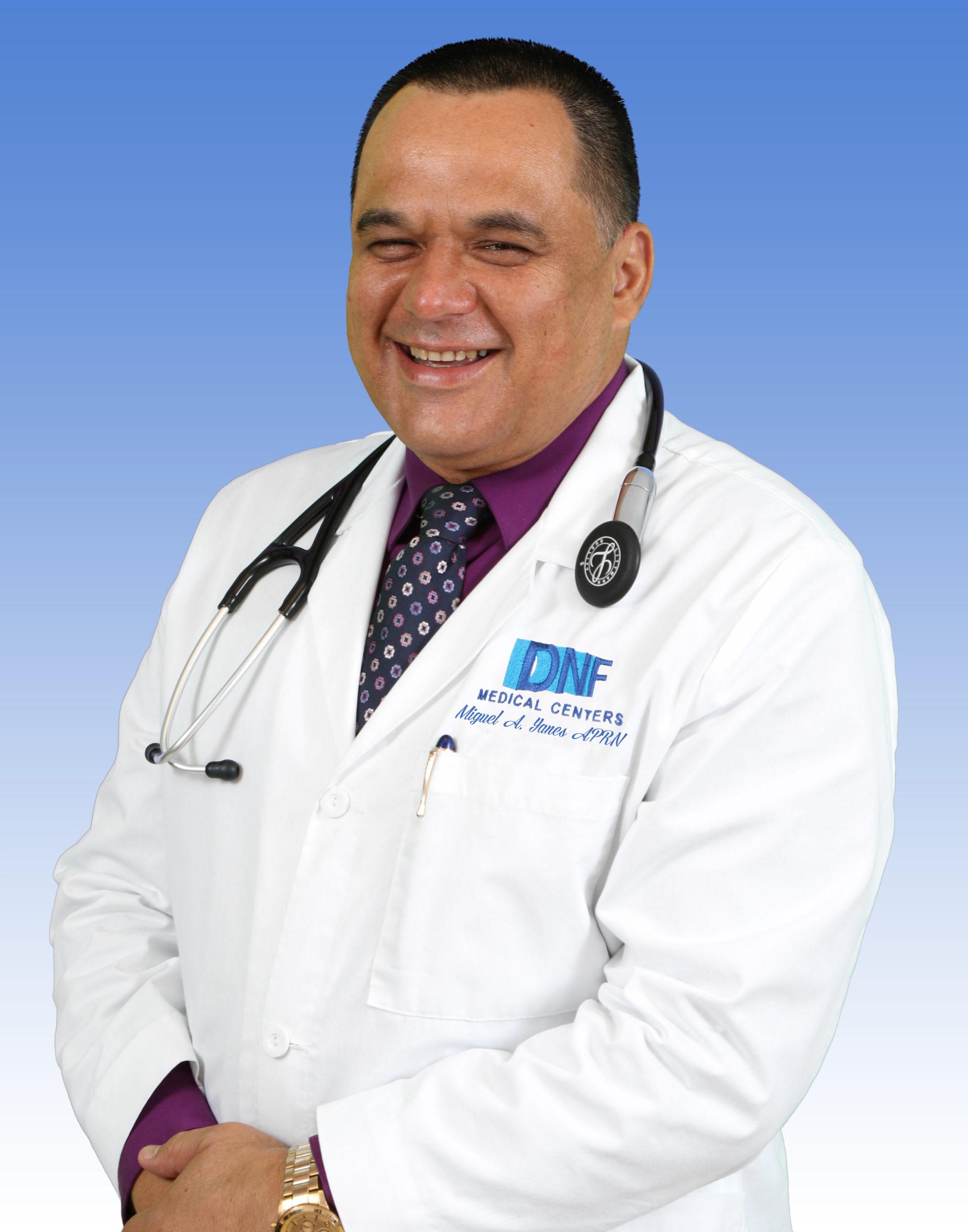 Miguel Yanes, APRN
